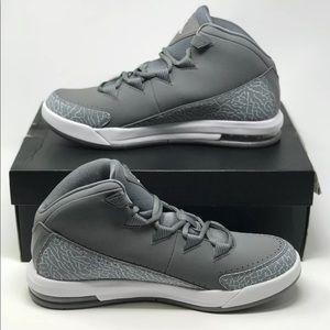 ecb1ead6f6d Jordan Shoes - Jordan Air Deluxe Mens Cool Grey Basketball shoes